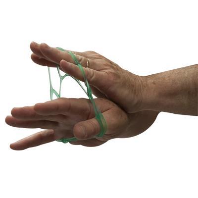 CanDo Handweb - Green - 10 per Box - 10 Boxes per Case