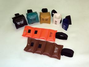 Cuff Rehabilitation Ankle and Wrist Weight 7 Piece Set - 1 Ea. 1