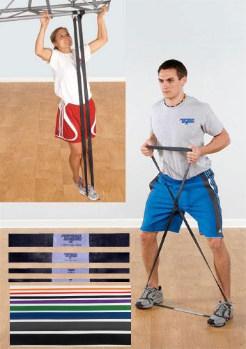 "Perform Better Superband 2"" BLUE 75-100 lbs."