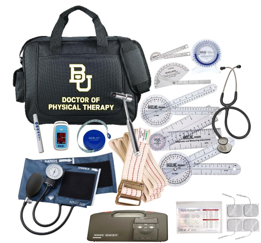 Baylor Physical Therapy Student Kit