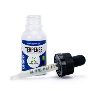 CBD Terpenes Oil – 100 MG Blueberry OG - QTY. 6