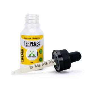 CBD Terpenes Oil – 100 MG Pineapple Express - QTY. 6