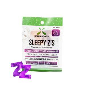 CBD Sleepy Z's – 50 MG - QTY. 10