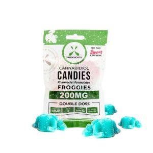 CBD Froggies – 200 MG - QTY. 10