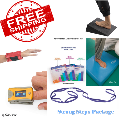 Strong Steps package