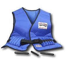 Adjustable Weight Vest + Free Shipping