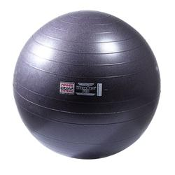 Power Systems VersaBall Stability Ball, 65cm Silver Frost