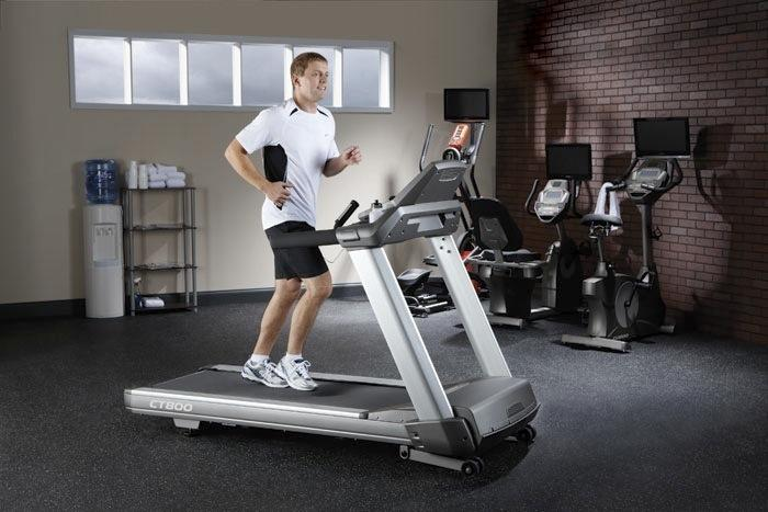 CT800 Treadmill Spirit Fitness