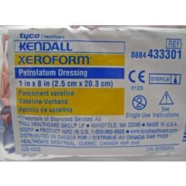 Xeroform Dressing 1 in. x 8 in. (50/pk)