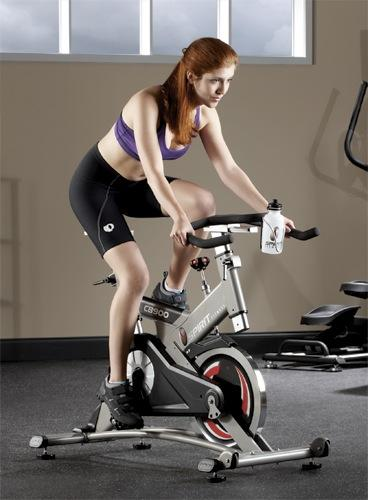 CB900 Indoor Cycle Trainer Spirit Fitness