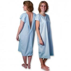 Patient Gown - 3/4 Open