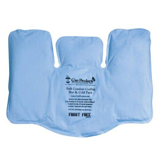 "Tri-Sectional Soft Comfort Hot and Cold Pack 11"" x 15"""