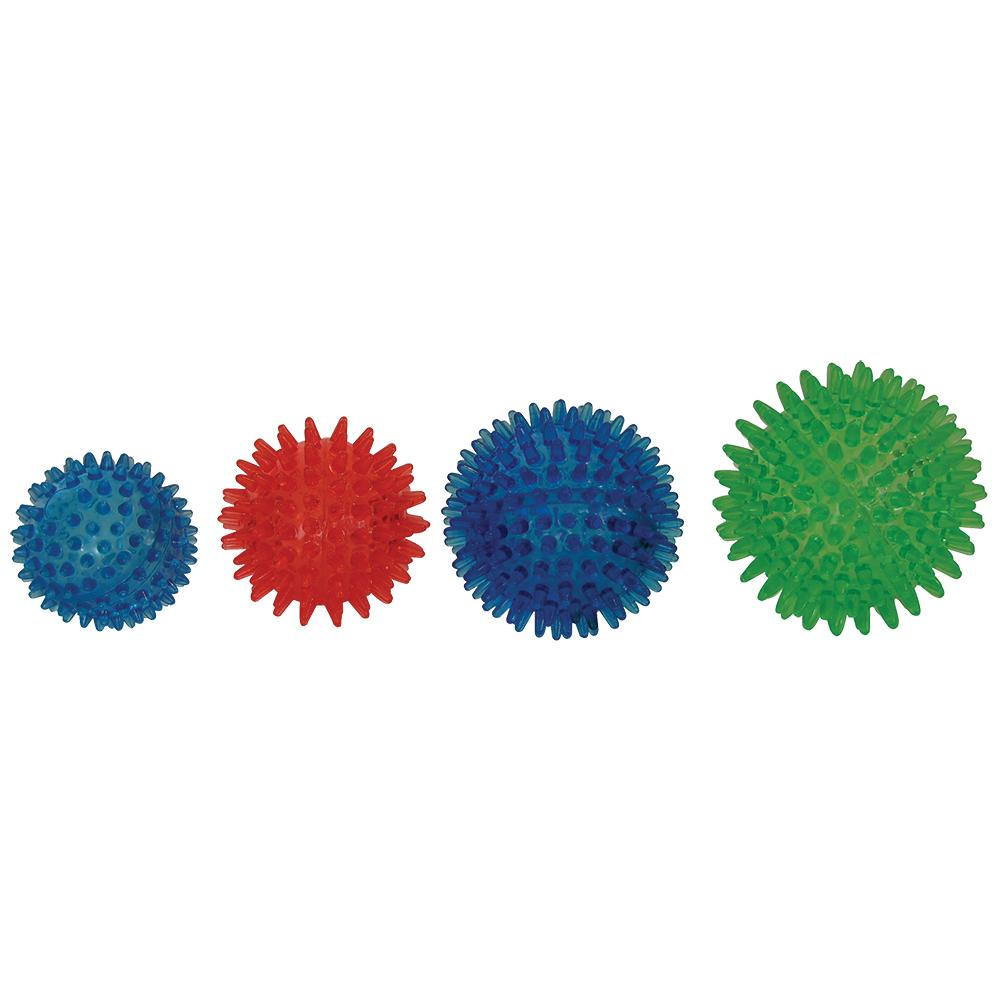 FitBALL® Spiky Balls - 8cm Red
