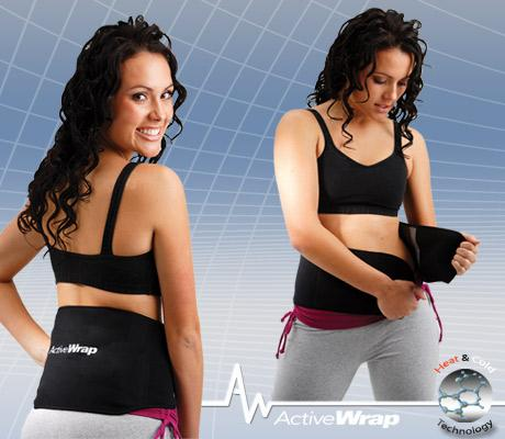 Back Ice Wrap/Back Heat Wrap sm/md