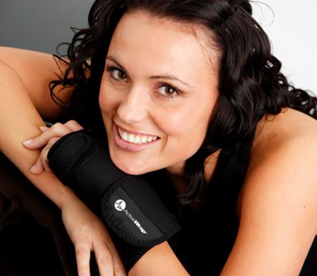 Wrist Ice Wrap/Wrist Heat Wrap