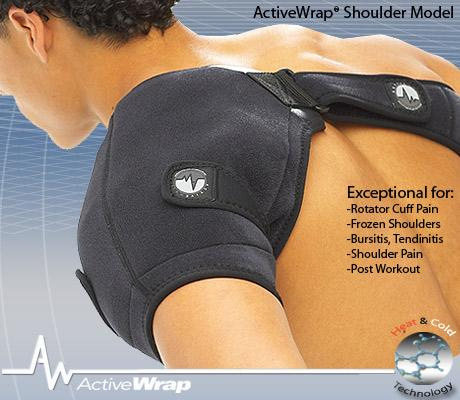 Shoulder Ice Wrap/Shoulder Heat Wrap sm/md