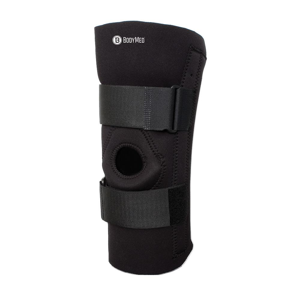 "BodyMed Neoprene Knee Brace with Removable Stays, Large - (15"" - 17"")"