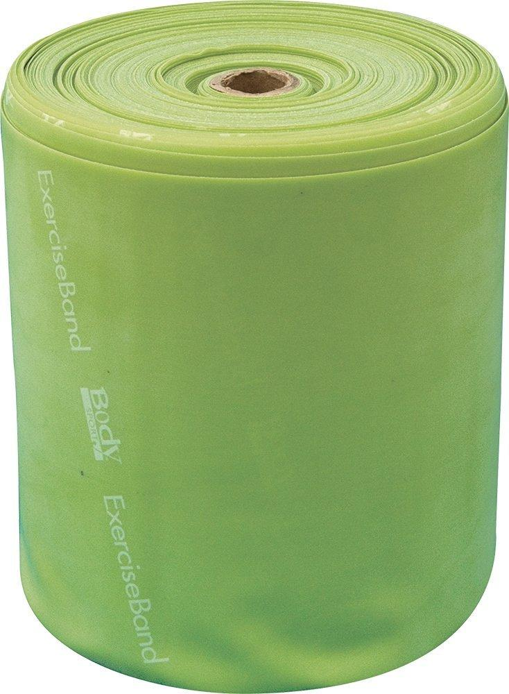 Body Sport Exercise Band, 50-yd. roll, Dark Green, XXX-Heavy