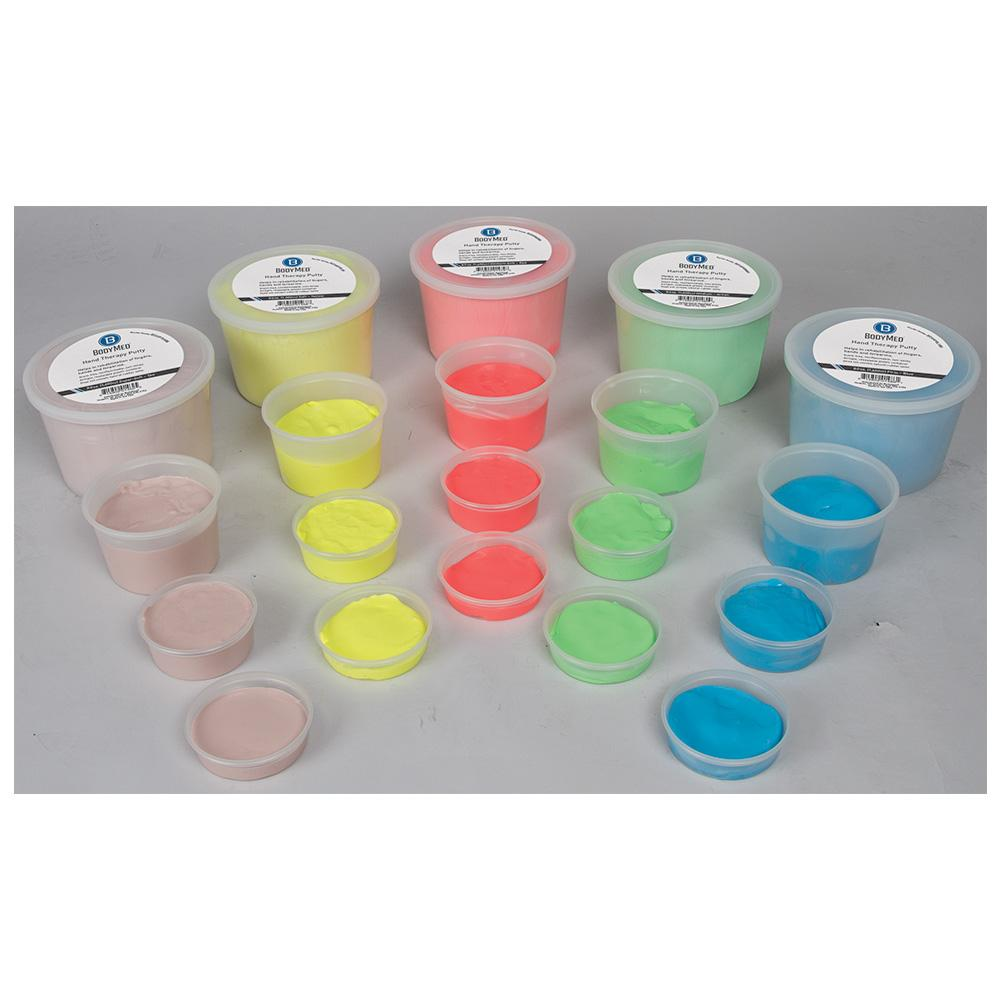 BodyMed Hand Therapy Putty Cups - pack of 25