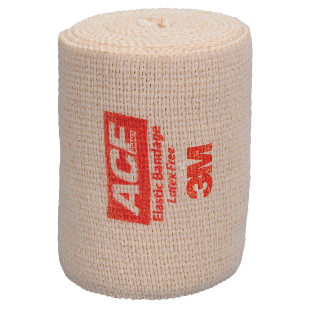 ACE Elastic Bandage with EZ Clips - 4""
