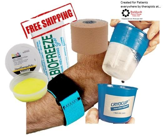 BPT Tennis Elbow Package #2
