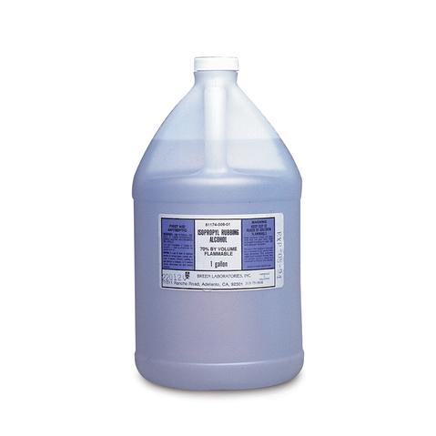 Breen Laboratories Isopropyl Alcohol 99 Percent Alcohol Gallon