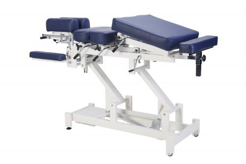 CHIROMA 8 Section Chiropractic Table