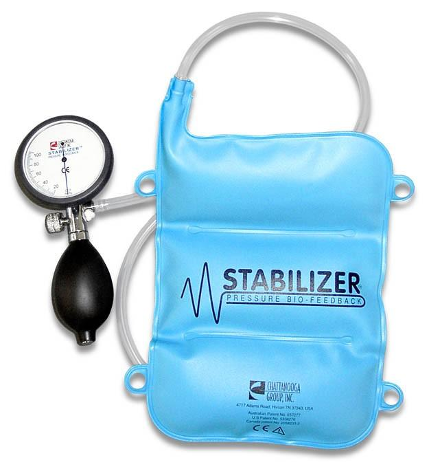Stabilizer Pressure Biofeedback Device