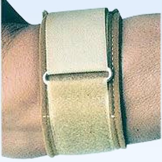 "chopat tennis elbow splint , small 9""-10"""
