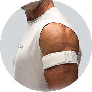 "Cho-Pat Upper Arm Strap SMALL - (9.5"" - 11.5"")"