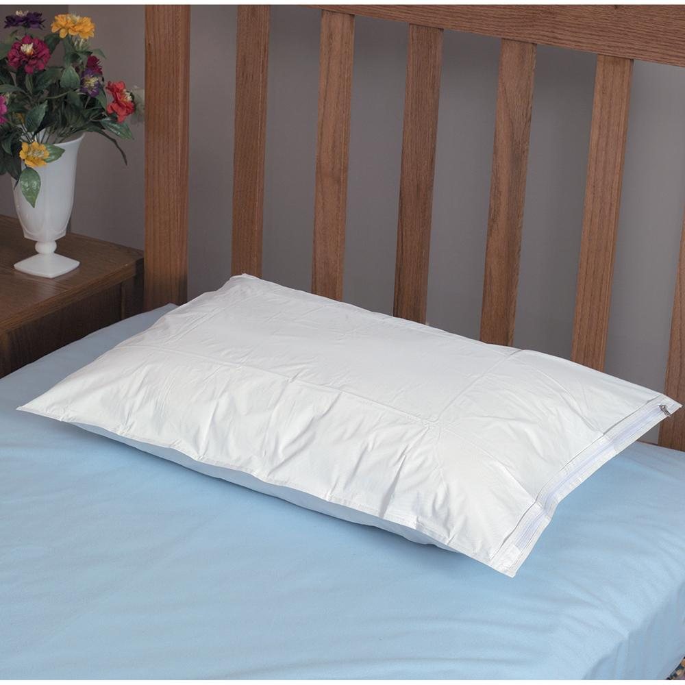 "Briggs Healthcare Vinyl Pillow Protector - 21"" x 27"""