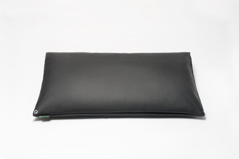 ECOPRO Classic Black Pillow Cover
