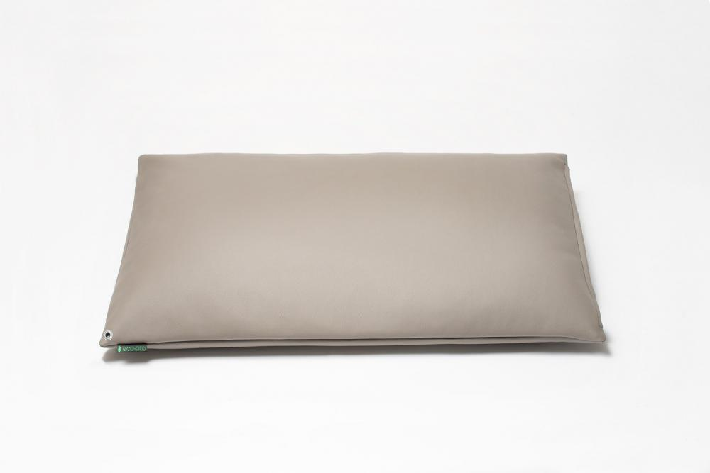 ECOPRO Stone Grey Pillow Cover