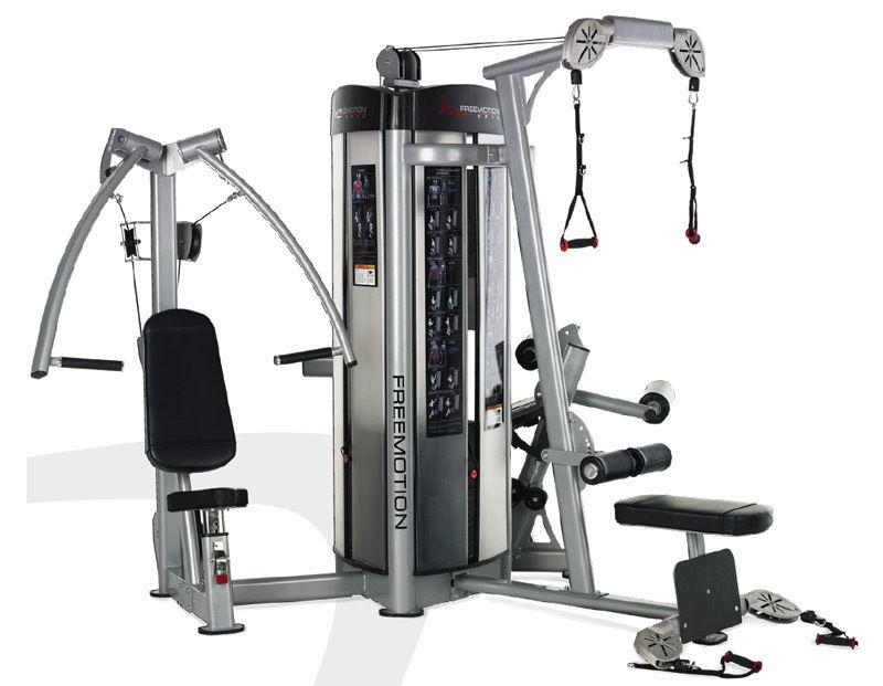 FreeMotion EPIC Multi-Station Gym - 3 Stack