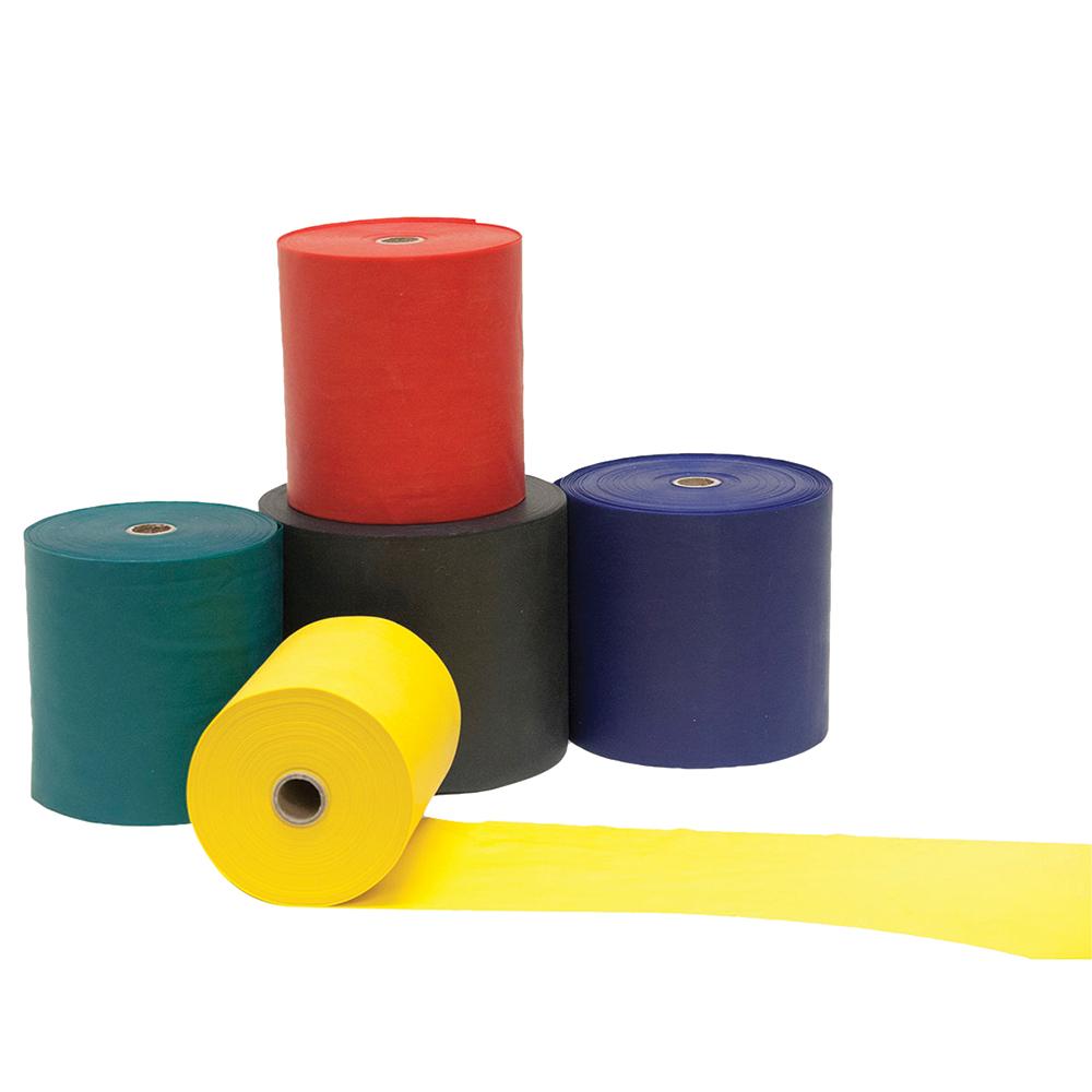 Exercise Bands - 50 yd./Low Powder Green - Medium