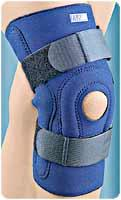 "Safe-T-Sport Hinged Knee Stabilizing Brace, 3X (24"" - 25"")"