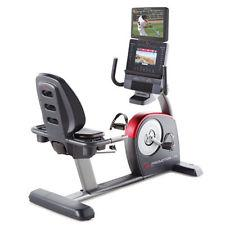 "FreeMotion c11.6 Recumbent w/ 10"" Touch Screen"