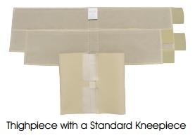 Classic Custom Thighpiece- Standard Kneepiece