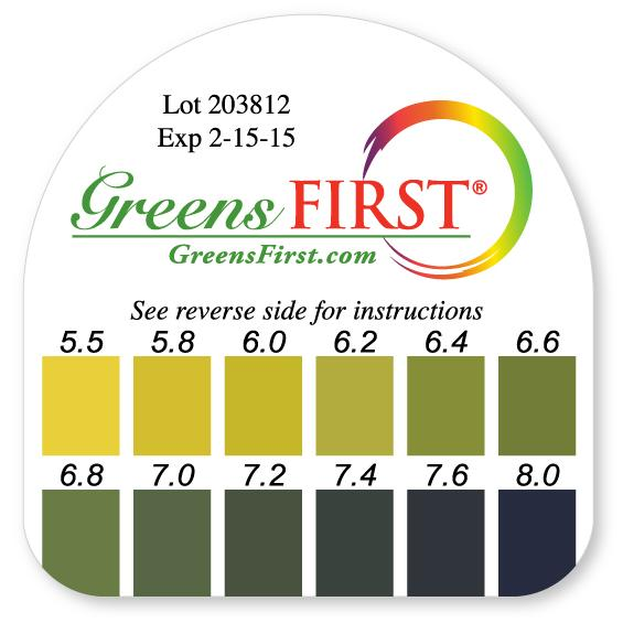 Greens First PH Alkalizer Strips