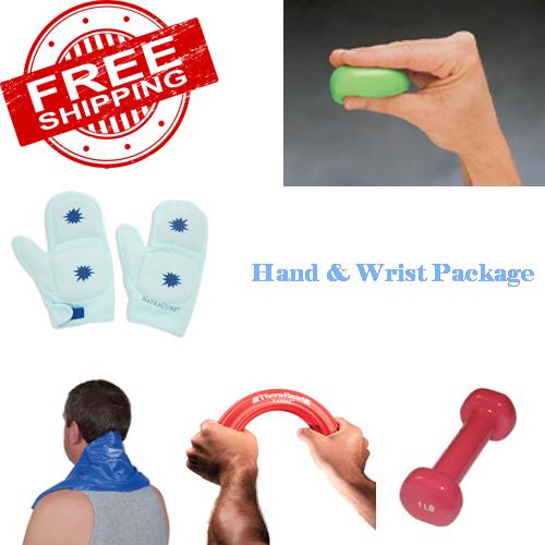 HOPT: Hand & Wrist Dexterity Package