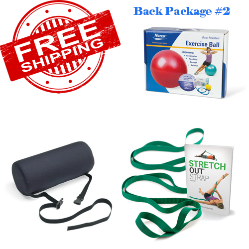 HOPT: Back Pain Eliminator Package
