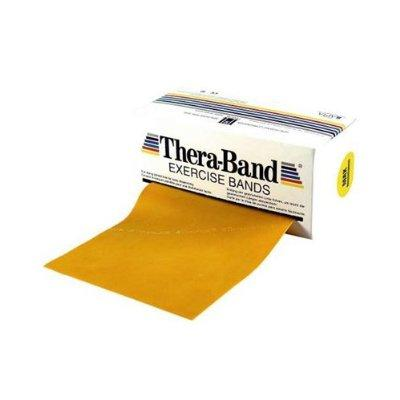 Thera-Band 50 yd roll, Gold, maximum (2/box)
