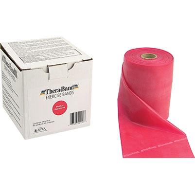 Thera-Band 50-yd. roll, Red, medium