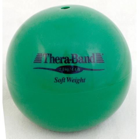 TheraBand Soft Weight - Green 4.4 lbs