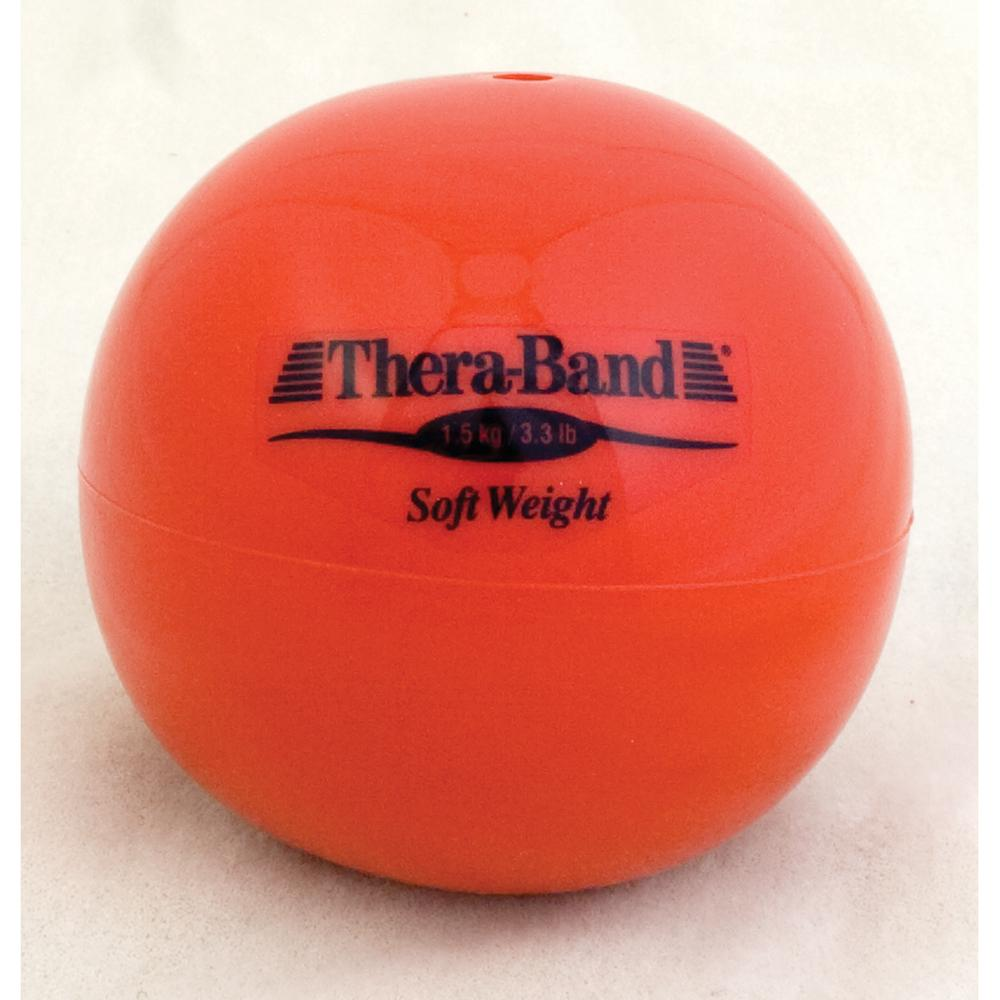 TheraBand Soft Weight - Red 3.3 lbs