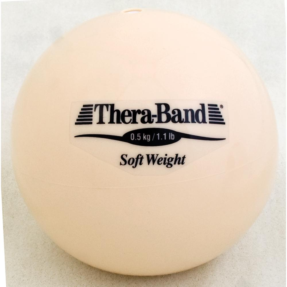 TheraBand Soft Weight - Tan 1.1 lbs