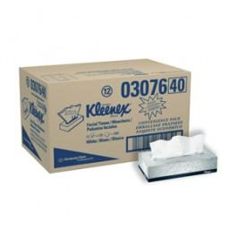 Kleenex Facial Tissue (12 boxes of 125 tissues)