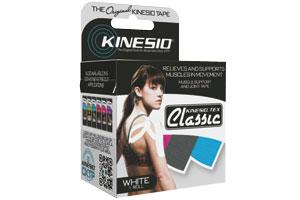 Kinesio Tex Classic, Black Regular Roll, 2 in x 13.1 ft