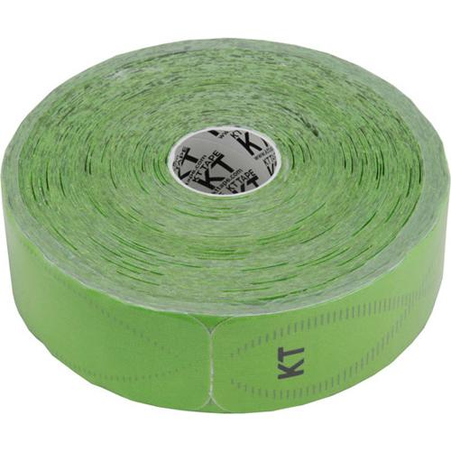 "KT TAPE PRO: Jumbo:10"" Strips Precut: Green: 125 ft / 150 Strips"
