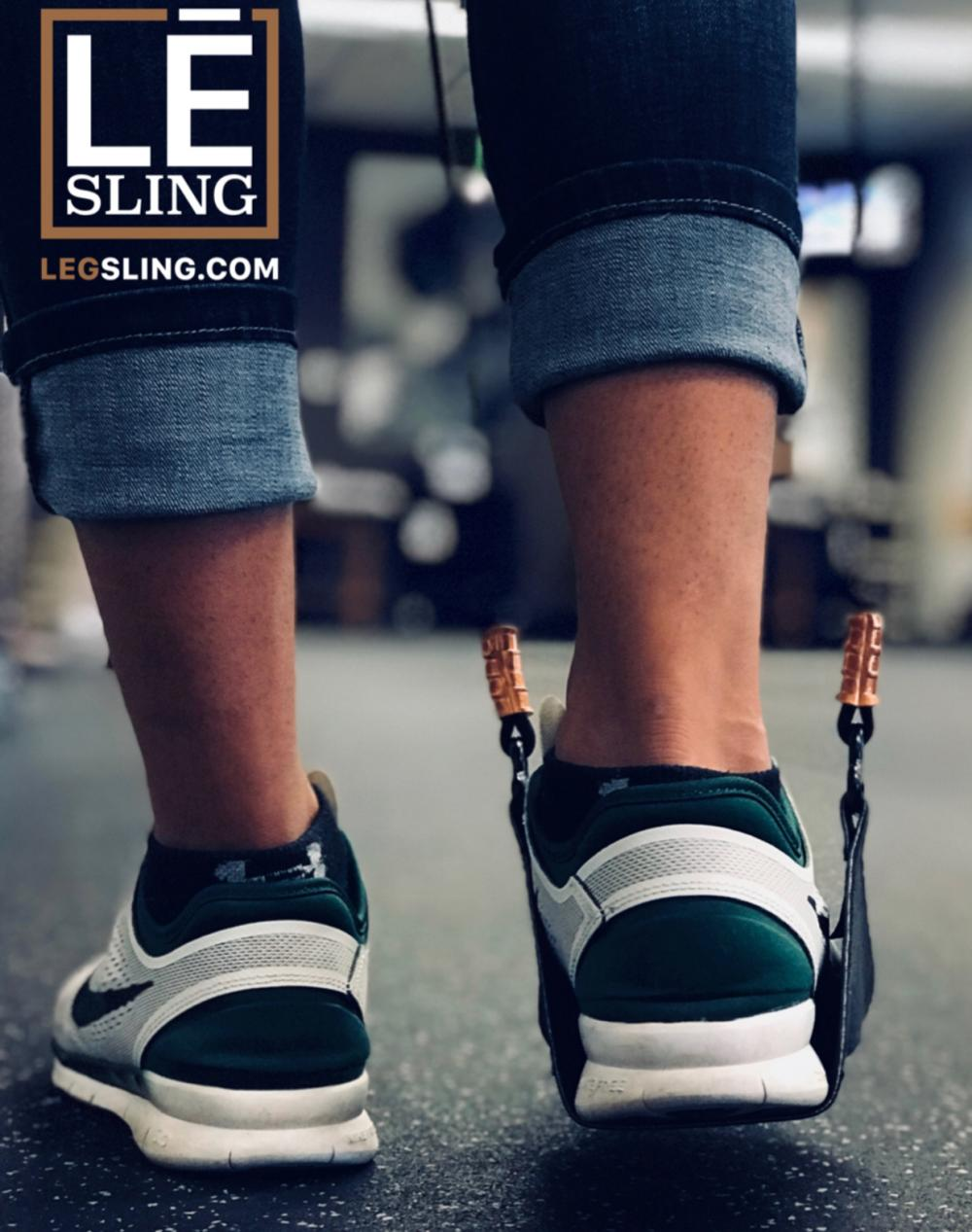 LE Sling Lower Extremity Sling (Sizes: S/M, L/XL & Youth)